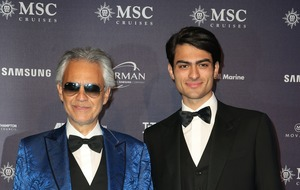 Andrea Bocelli's son Matteo addresses father's coronavirus recovery