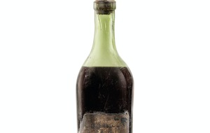 Rare 258-year-old bottle of Cognac sells for more than £110k
