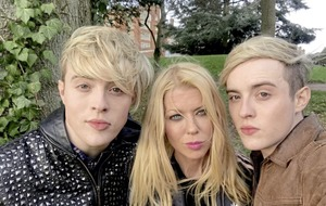 Sleb Safari: Jedward and Tara Reid are in LA lockdown together