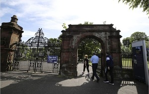 Coronavirus: Parks in Belfast could be shut due to concerns over gatherings