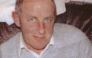 Remains in Lough Erne `belong to Tony Lynch'
