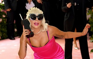 Lady Gaga on course to land three singles in top 40 after Chromatica release