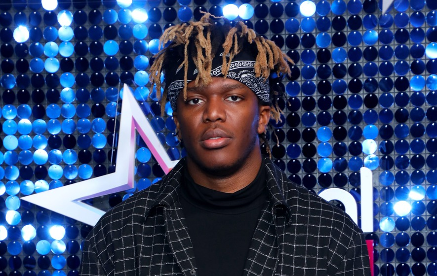 YouTuber and rapper KSI 'crushed' by parents' reaction to school grades