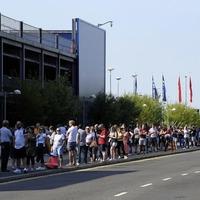 Lengthy queues as Ikea in Belfast reopens