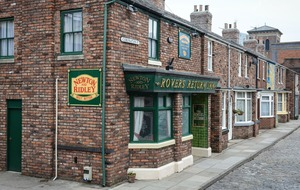 Coronation Street to resume filming without kissing scenes or older cast