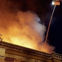 Charity that works to regenerate historic buildings 'deeply saddened' by former Crumlin Road courthouse fire
