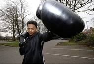 Never back down: How boxing helped save aspiring actor Mosa Kambule