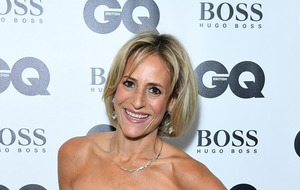 Emily Maitlis returns to Newsnight following Dominic Cummings row