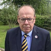 Broadcaster Ken Reid talks about challenges of leukaemia and working in lockdown