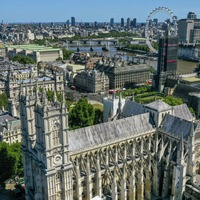 In Pictures: Sky high for soaring aerial views of London's landmarks