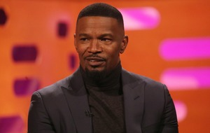 Jamie Foxx addresses crowd about police brutality during San Francisco protest