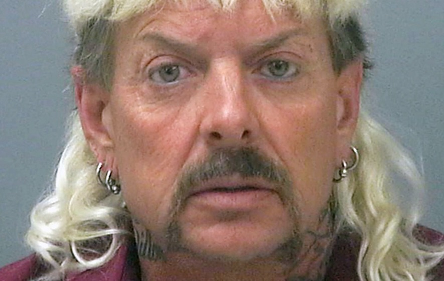 Tiger King: Joe Exotic's zoo handed over to rival Carole Baskin