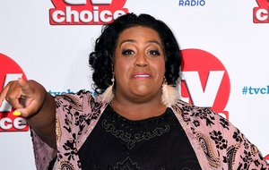 Alison Hammond breaks down in tears as This Morning joins 'blackout' Tuesday
