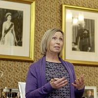 Linda Ervine to be president of new east Belfast GAA club