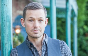 Soap star Adam Rickitt opens up on mental health struggles
