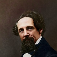 Charles Dickens in colour revealed following new research