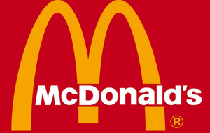 McDonald's opens 24 more drive-thrus