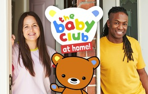 Giovanna Fletcher and Nigel Clarke launch Baby Club lockdown spin-off