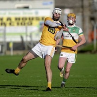 Antrim hurling's six of the best in 2010s