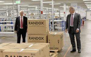 Randox invests £30m and 200 new jobs in specialised virus testing lab
