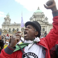 Black Lives Matter rallies organised across Ireland as hundreds turn out for Belfast protest