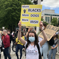 Coronavirus: Arlene Foster, PSNI and chief medical officer warn against further anti-racism protests