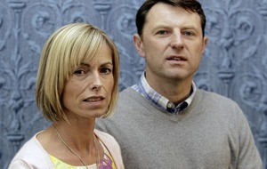 Kate and Gerry McCann: The couple who refuse to give up hope