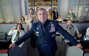 TV review: Netflix's Space Force is a ripper of a parody