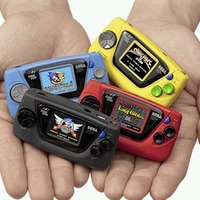 Games with Neil McGreevy: Sega shrinks handheld nostalgia in Game Gear Micro