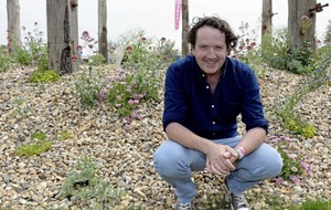 Irish garden designer Diarmuid Gavin offers some tips on how to live the good life