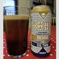 Craft Beer: Getting a blast of coffee in Brewdog's nitro co-creation Roaster Coaster