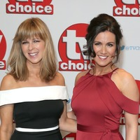 Susanna Reid leads support for Kate Garraway as she talks about husband's health