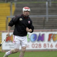John Devlin: still going strong with Tyrone hurlers - 26 years after his debut
