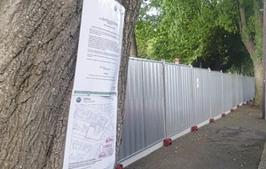 Belfast council issues 'stop notice' on Chinese Consulate wall