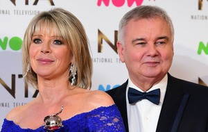 Eamonn Holmes responds to criticism over Celebrity Gogglebox appearance