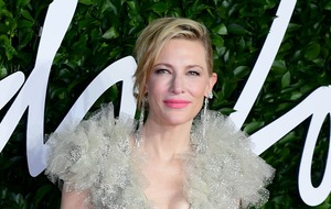 Hollywood actress Cate Blanchett reveals close call with chainsaw