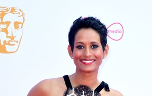 Naga Munchetty says news broadcasters are 'not robots'