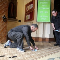 Appeal for young Catholics to help churches reopen