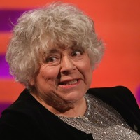 Miriam Margolyes says her 'morale is almost at rock bottom' during lockdown