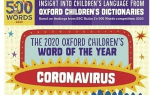 Coronavirus named Children's Word of the Year