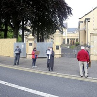 Belfast council seeks court injunction in Chinese Consulate wall row