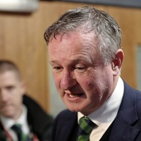 Michael O'Neill diagnosed with coronavirus
