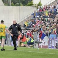 Declan Bonner confident Ballybofey will be ready to host fans