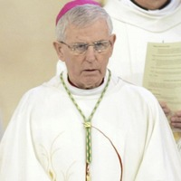 Bishop Francis Lagan 'wore his office lightly', funeral hears