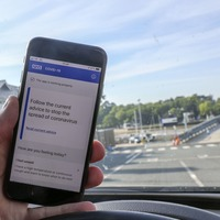 Government downplays importance of app for test, track and trace plan