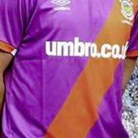 Linfield insist any similarity between new kit and UVF colours 'totally coincidental and unintentional'