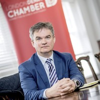 New Chamber head Paul wants to see skills strategy