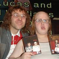 Matt Lucas and David Walliams issue apology over Little Britain blackface