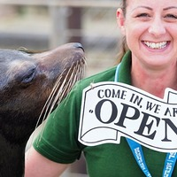Whipsnade Zoo praises 'amazing' support as it prepares to open to public again