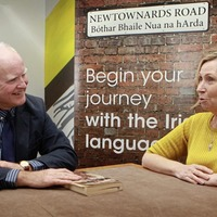Linda Ervine links up with Bredagh GAA to launch free online Irish language classes during lockdown
